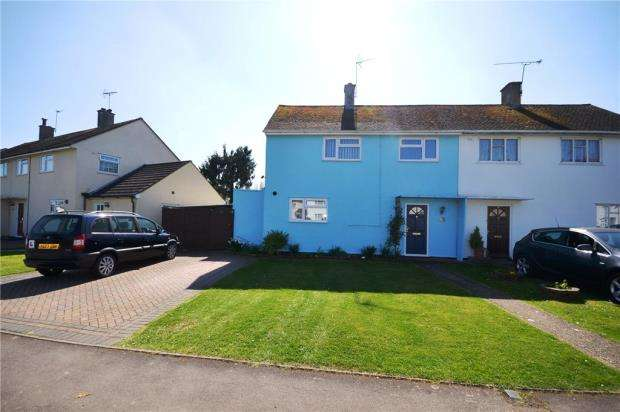 3 Bedrooms Semi Detached House for sale in Upton Crescent, Basingstoke, Hampshire