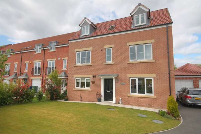 5 Bedrooms Detached House for sale in Kingswood, Penshaw, Houghton Le Spring, DH4
