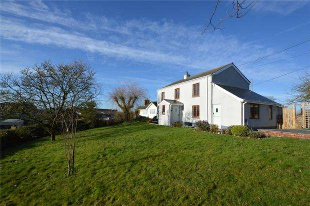 3 Bedrooms Detached House for sale in Upton, Payhembury, Honiton, Devon