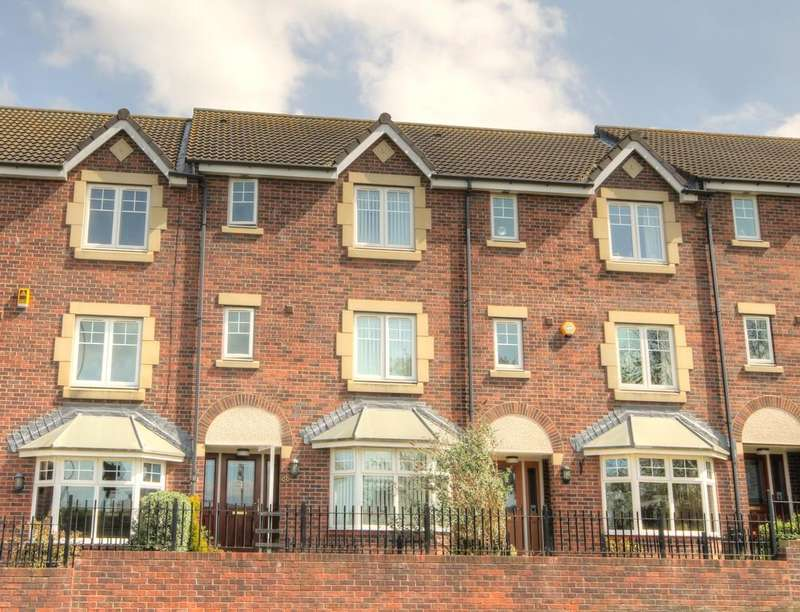 4 Bedrooms Property for sale in Chapel Grange, Westerhope, Newcastle Upon Tyne, NE5