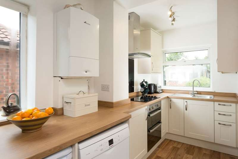 3 Bedrooms Semi Detached House for sale in Byron Drive, Rawcliffe, York, YO30