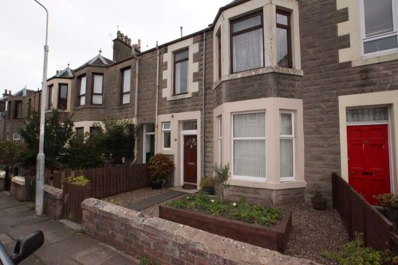 2 Bedrooms Flat for rent in Anderson Street, Leven, KY8