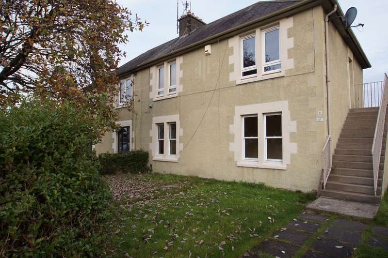2 Bedrooms Flat for rent in Ossian Crescent, Methil, Leven, KY8