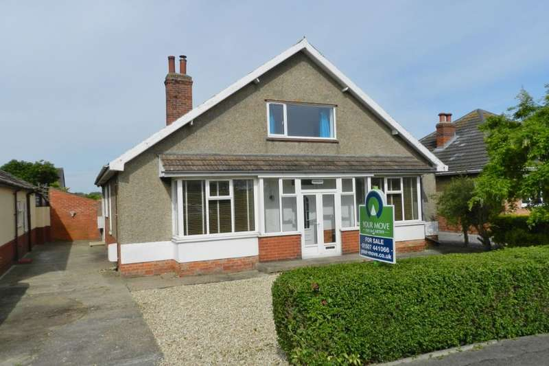 4 Bedrooms Detached House for sale in Trusthorpe Road, Sutton-On-Sea, Mablethorpe, LN12