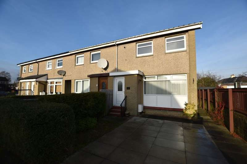 2 Bedrooms Property for rent in Myers Crescent, Uddingston, Glasgow, G71