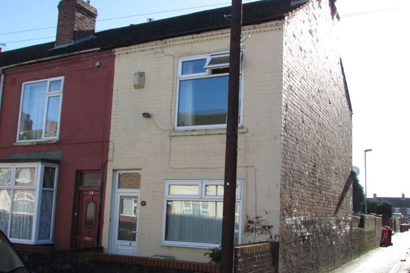 3 Bedrooms Property for sale in Sheffield Street, Scunthorpe, DN15