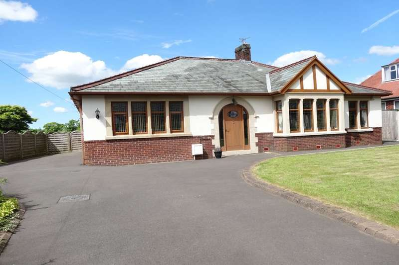 5 Bedrooms Detached Bungalow for sale in Whittingham Lane, Broughton, Preston, PR3