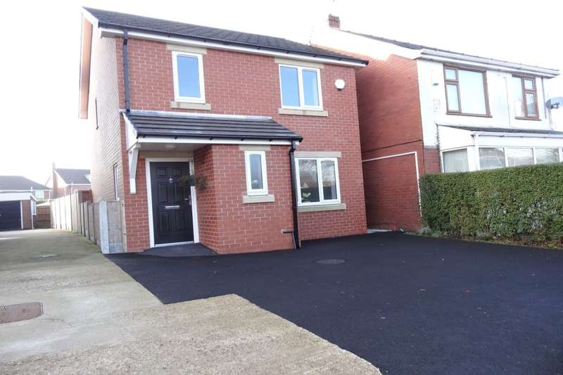 3 Bedrooms Detached House for sale in Cromwell Road, Ribbleton, Preston, PR2