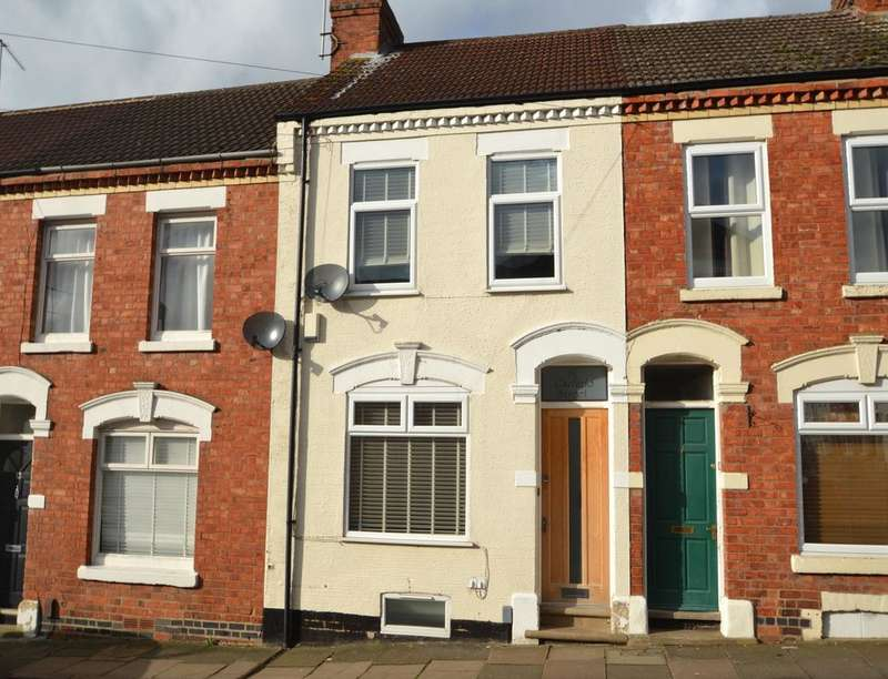2 Bedrooms Property for rent in Garfield Street, Northampton, NN2