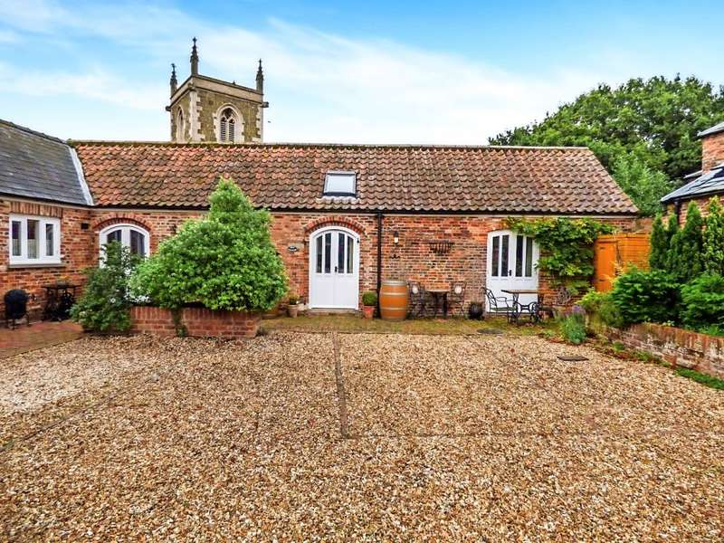 2 Bedrooms Semi Detached House for sale in Fell Cottage, Spilsby, PE23 4DS