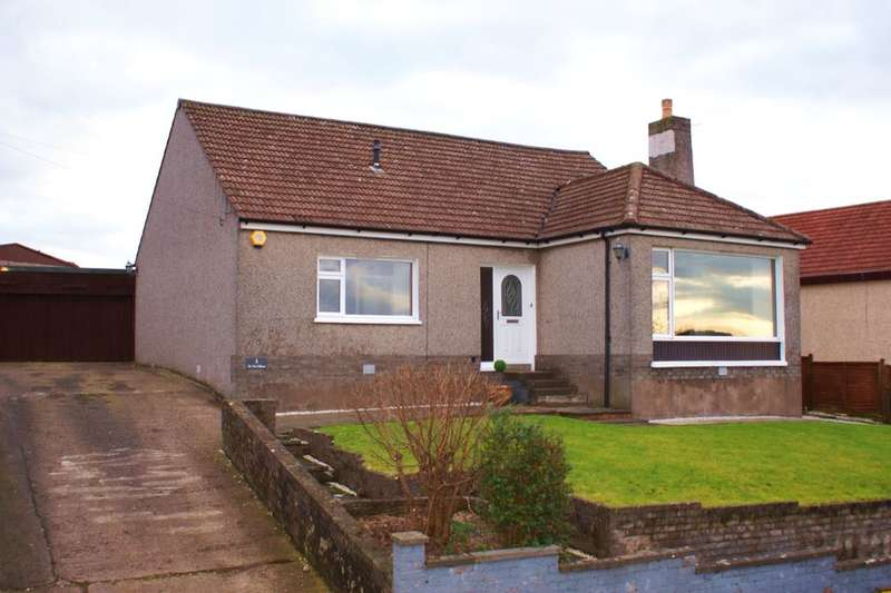 4 Bedrooms Detached House for sale in Coldstream Park, Leven, KY8