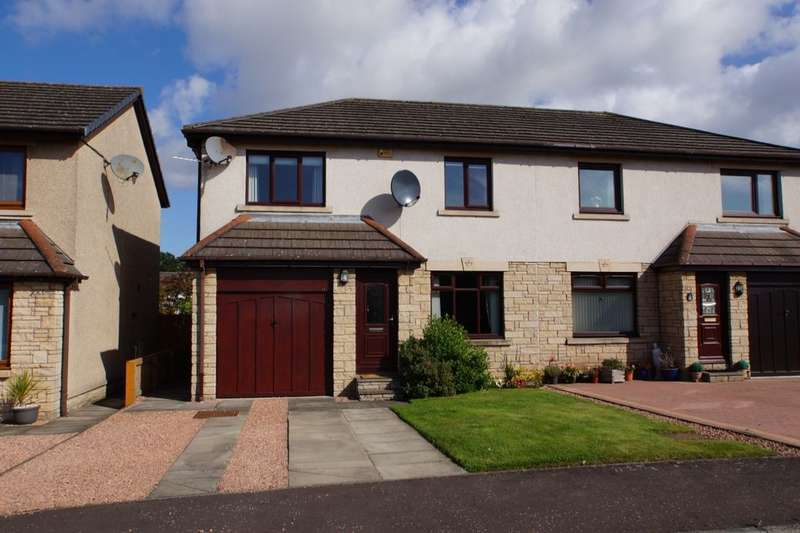 3 Bedrooms Semi Detached House for sale in The Roundel, Lundin Links, Leven, KY8