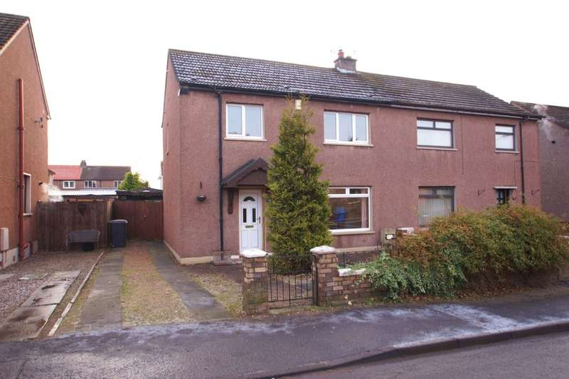 3 Bedrooms Semi Detached House for sale in Linnwood Drive, Leven, KY8