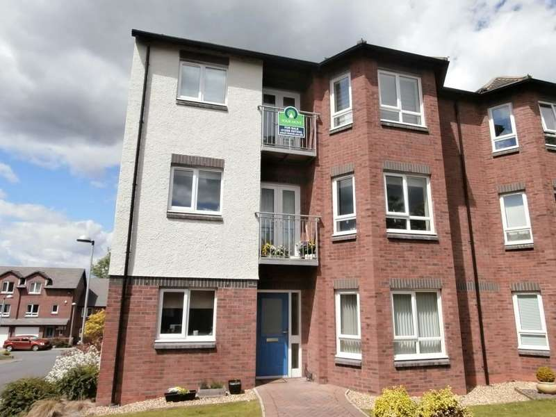 2 Bedrooms Flat for sale in St. Josephs Gardens, Carlisle, CA1