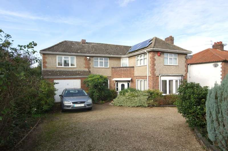 4 Bedrooms Detached House for sale in Heartsease Lane, Norwich, NR7