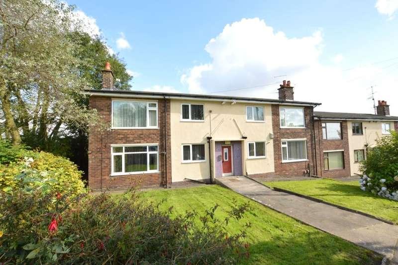 1 Bedroom Flat for sale in Oakley Avenue, Billinge, Wigan, WN5
