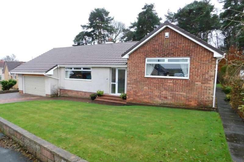 4 Bedrooms Detached Bungalow for sale in Lyman Drive, Wishaw, ML2