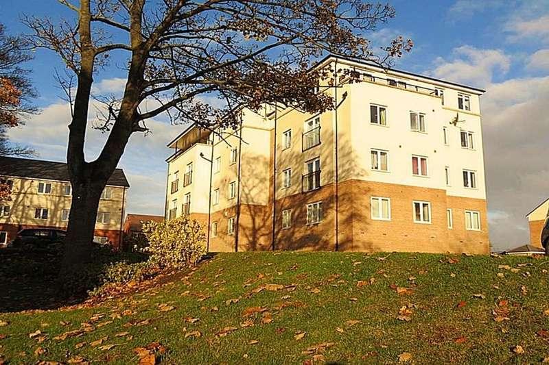 2 Bedrooms Flat for sale in Ash Court, Leeds, LS14