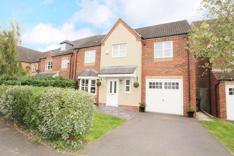 5 Bedrooms Detached House for rent in Deeley Close, Watnall, Nottingham, NG16