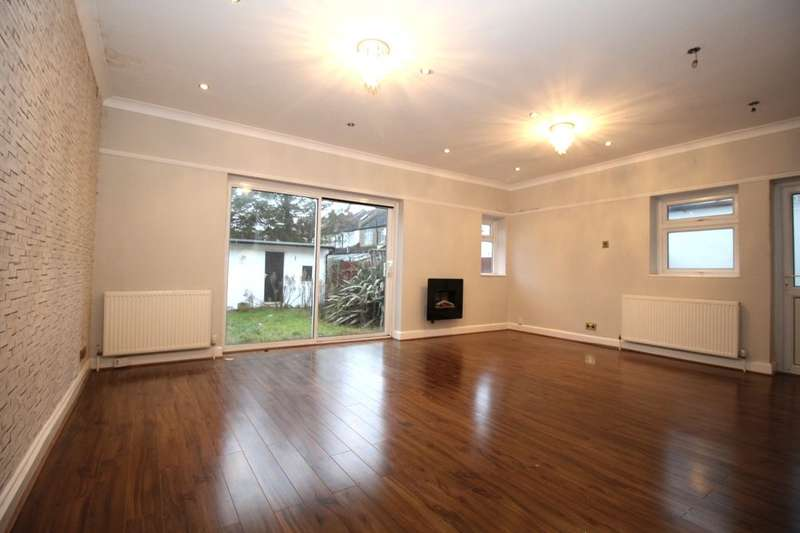 4 Bedrooms Semi Detached House for rent in Galpins Road, Thornton Heath, CR7