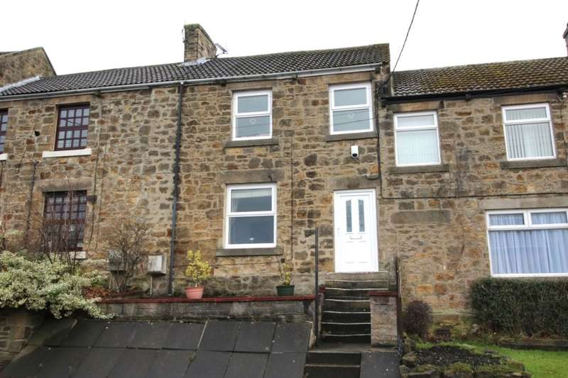 3 Bedrooms Property for sale in Prospect Terrace, Prudhoe, NE42