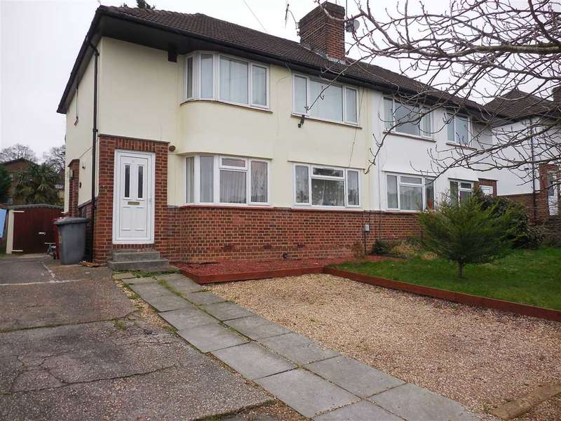 2 Bedrooms Maisonette Flat for sale in Barnsdale Road, Reading