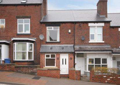 3 Bedrooms Terraced House for sale in Greystones Road, Sheffield, South Yorkshire
