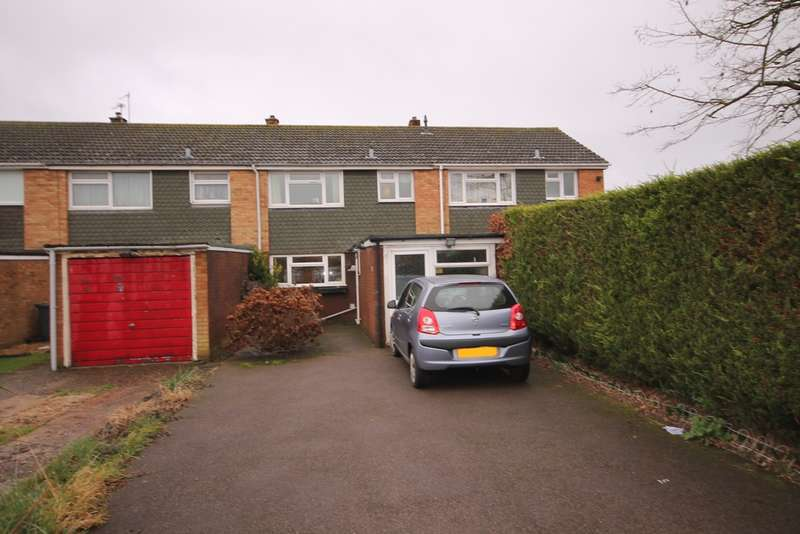 3 Bedrooms Terraced House for sale in Wansbeck Road, Brickhill, MK41