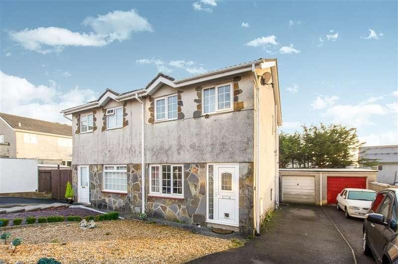 3 Bedrooms House for rent in Ty Gwyn Drive, Brackla, BRIDGEND