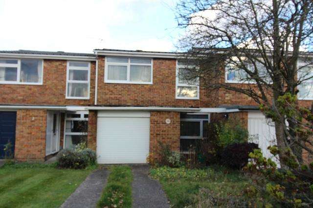 3 Bedrooms Terraced House for sale in Dalton Close, Orpington, Kent, BR6 9QY