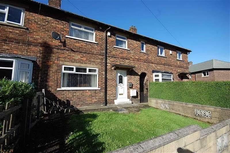 3 Bedrooms Terraced House for sale in The Crescent, Holywell Green, Halifax, HX4