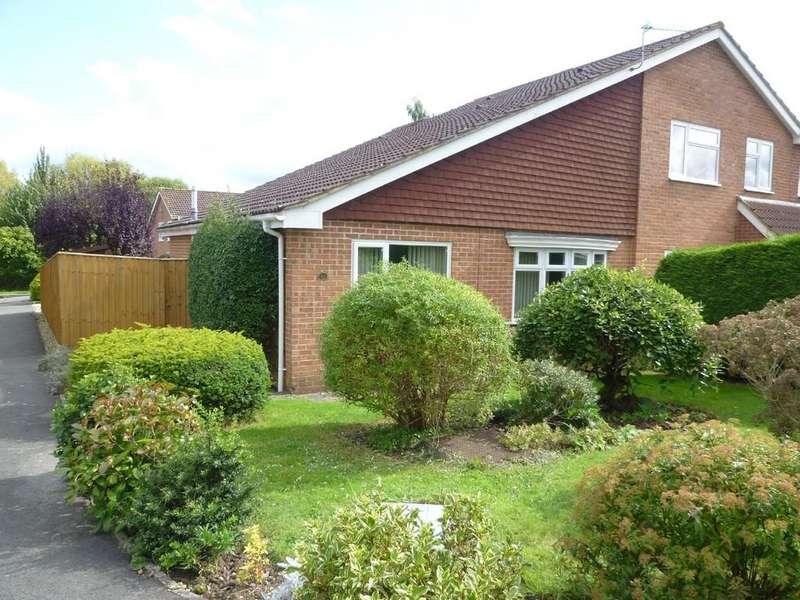 2 Bedrooms Semi Detached Bungalow for sale in Trowbridge, Wiltshire