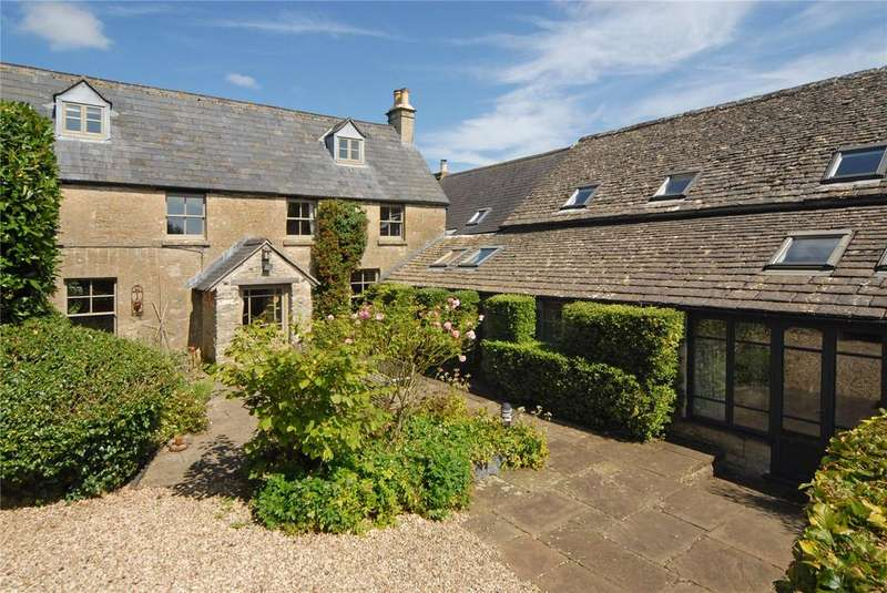 4 Bedrooms Detached House for sale in Jackbarrow Road, Winstone, Cirencester, Gloucestershire, GL7