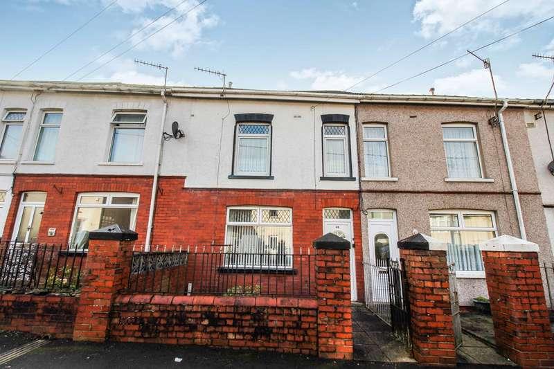 2 Bedrooms Terraced House for sale in Harford Street, Sirhowy, Tredegar, NP22