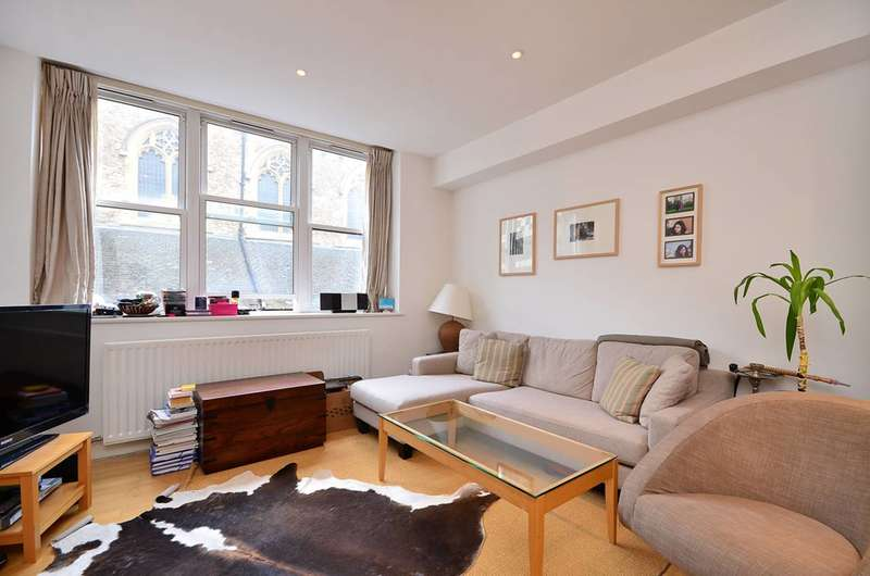 1 Bedroom Flat for rent in Bartholomew Close, Clerkenwell, EC1A