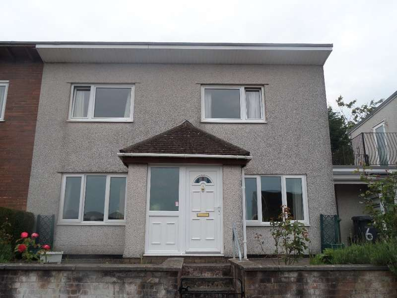 4 Bedrooms Terraced House for sale in Bath Green, Llanfrechfa, Cwmbran, NP44