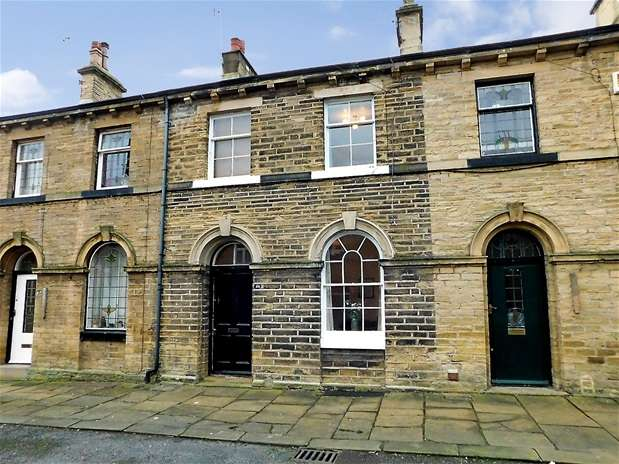 2 Bedrooms Terraced House for sale in Titus Street, Saltaire