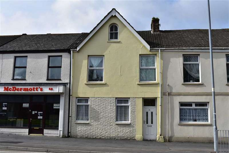3 Bedrooms Terraced House for sale in Station Road, Llanelli