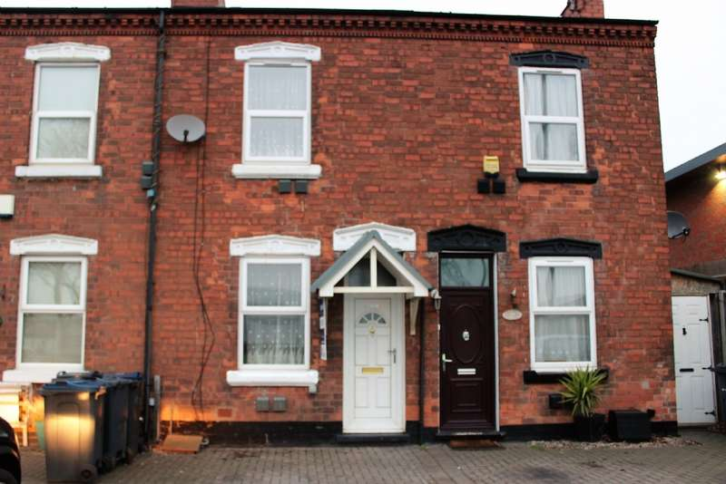 3 Bedrooms Terraced House for sale in kingsbury Road Erdington Birmingham