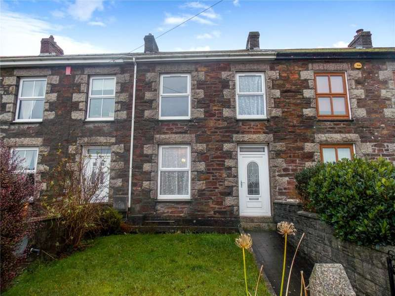 3 Bedrooms Terraced House for sale in Trefusis Road, Redruth, Cornwall
