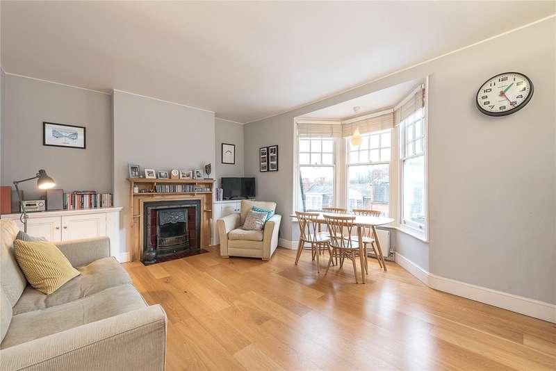 2 Bedrooms Flat for sale in Hillfield Park, London, N10