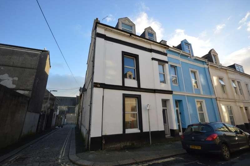 1 Bedroom Flat for sale in Wolsdon Street, Plymouth, PL1