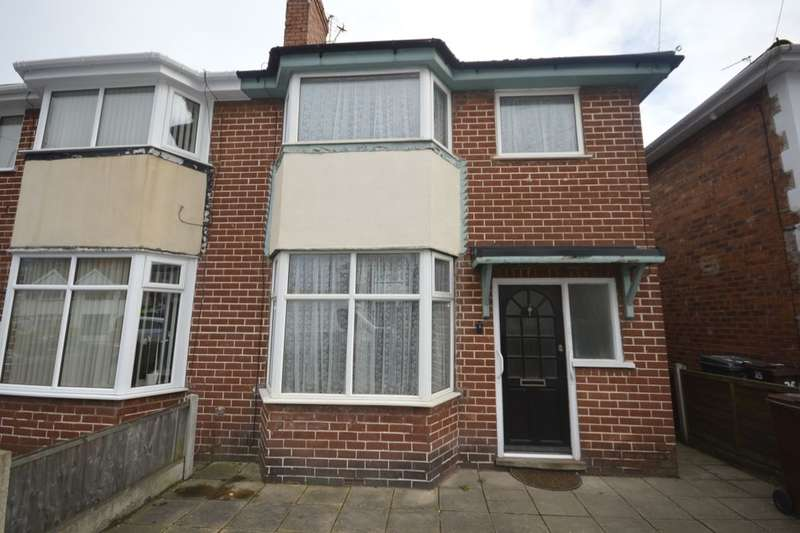 4 Bedrooms Semi Detached House for rent in Stanford Road, Wolverhampton, WV2