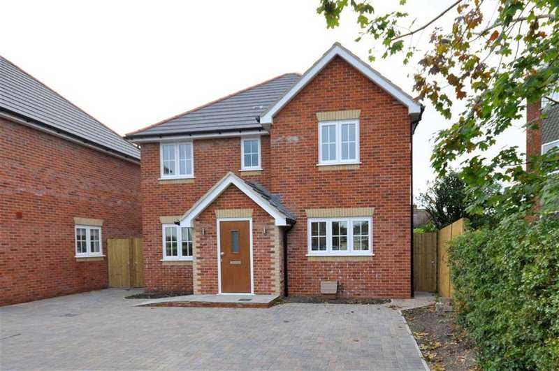 4 Bedrooms Detached House for sale in Warsash
