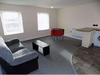1 Bedroom Flat for rent in Devonshire Street, Carlisle, CA3 8LP