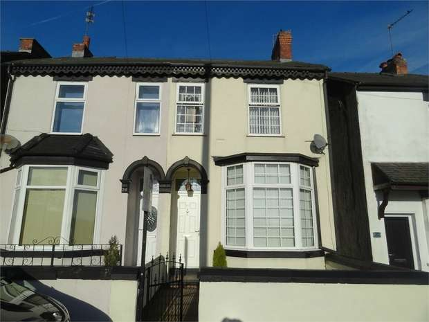 2 Bedrooms Semi Detached House for sale in Arbour Street, Talke Pits, Stoke-on-Trent, Staffordshire