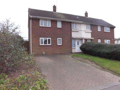 3 Bedrooms Semi Detached House for sale in Old Springfield, Chelmsford, Essex