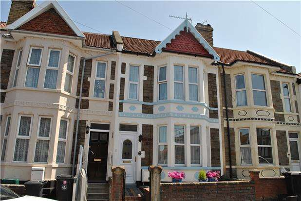 3 Bedrooms Terraced House for rent in Harrow Road, Brislington