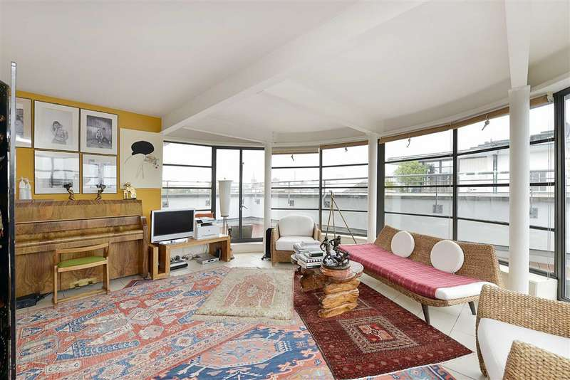 2 Bedrooms Flat for sale in Ice Wharf, London, N1