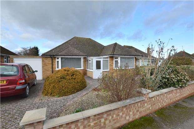 3 Bedrooms Detached Bungalow for sale in Lambert Gardens, Shurdington, CHELTENHAM, Gloucestershire, GL51 4SW